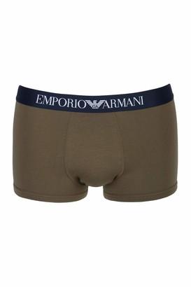 Emporio Armani Men MEN'S KNIT TRUNK Trunks