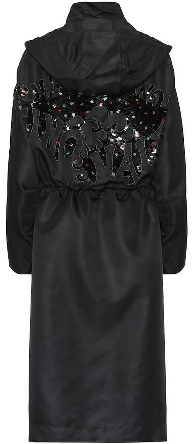 Valentino Embellished coat
