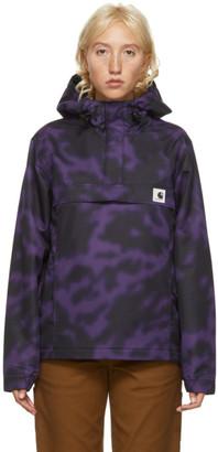 Carhartt Work In Progress Purple Nimbus Pullover Jacket