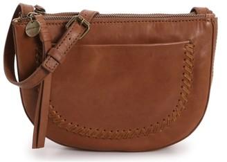 Lucky Brand Opah Leather Crossbody Bag
