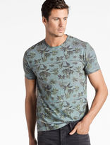 Lucky Brand South Beach Printed Tee