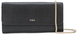Furla textured purse