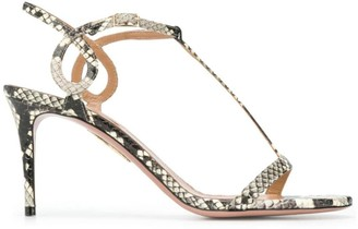 Aquazzura T-bar heeled sandals