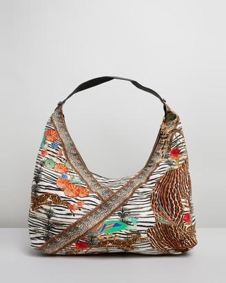 Camilla Beach Hobo Bag