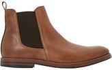 Bertie Miguel Leather Chelsea Boots