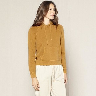Outerknown - Solstice Hoodie Curry - XS