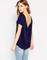 Asos T-shirt with Scoop Back