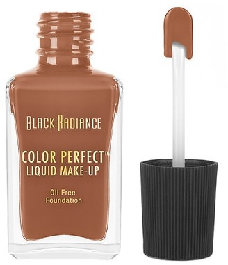 Black Radiance Color Perfect Oil-Free Liquid Make-up, Cappuccino