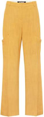 Jacquemus Le Pantalon Moyo wide-leg pants