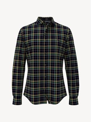 Tommy Hilfiger Custom Fit Essential Plaid Shirt