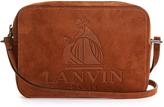 Lanvin So suede cross-body bag