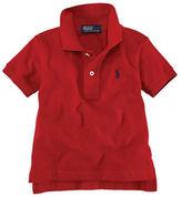 Ralph Lauren Boys 8-20 Short-Sleeved Mesh Polo