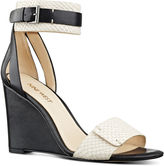 Nine West Finula Wedge Sandals