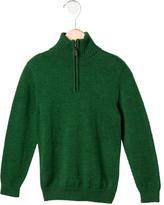 Oscar de la Renta Boys' Mock Neck Wool Sweater w/ Tags
