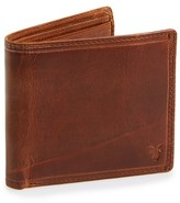 Frye Men's 'Logan' Leather Billfold Wallet - Brown (Online Only)