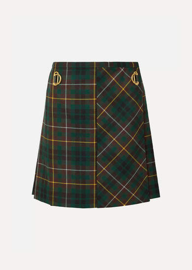 f6573e8619 Burberry Pleated Skirt - ShopStyle