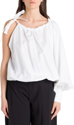 FEDERICA TOSI One-houlder Blouse