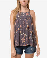 O'Neill Juniors' Jarvis Floral-Print Top