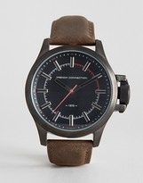 French Connection Bromley Quartz Stainless Steel Watch
