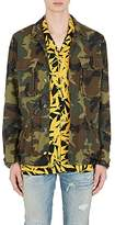 Amiri Men's Camouflage Canvas Field Jacket