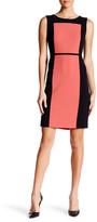 Nine West Colorblock Dress