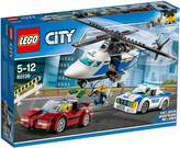 Lego City Police High Speed Chase 60138
