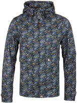 Pretty Green Stretford Wren Navy Paisley Jacket