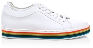 Paul Smith Basso Striped Sneakers