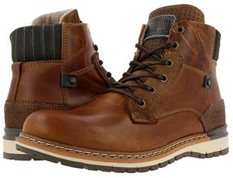 Bullboxer Waldo (Cognac) Men's Shoes