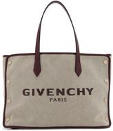 Givenchy Off-White Medium Bond Shopper Tote