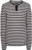 Pretty Green Long Sleeve Redmond Grandad