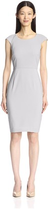 Society New York Women's Cap Sleeve Dress