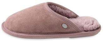 Just Sheepskin Shaftsbury Slippers