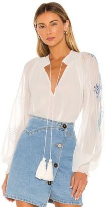 Karina Grimaldi Vintage Top