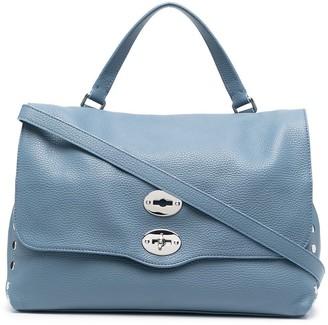Zanellato Postina leather tote bag
