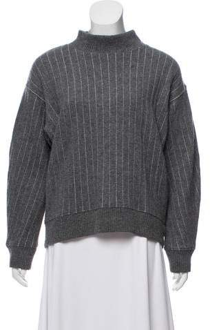 Fabiana Filippi Striped Knitted Sweater