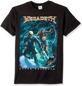 FEA Megadeth Vic Canister Adult T-shirt