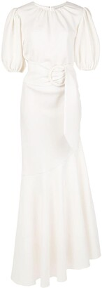 Sachin + Babi Camila flared hem dress