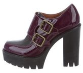 Marc by Marc Jacobs Patent Leather Booties