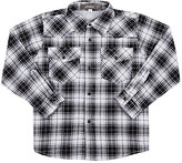 Officina51 Western-Style Plaid Cotton Shirt