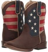 Roper American Patriot Cowboy Boots