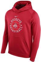 Nike Men's Ohio State Buckeyes Therma-FIT Circuit Hoodie