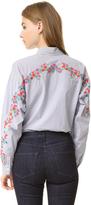 Tanya Taylor Romy Shirt