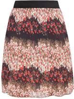 Anna Field Aline skirt black/tan