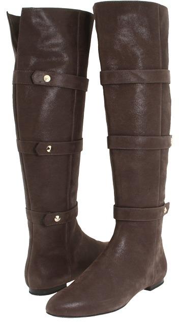 Isola Adora (Carbon Brown Nubuck) - Footwear