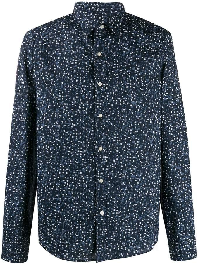 Michael Kors all-over pattern shirt
