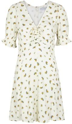 Faithfull The Brand Palma floral-print mini dress
