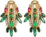 Helene Zubeldia Chimre head earrings