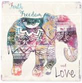 Thirstystone Boho Elephant Coaster