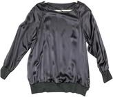 Marc Cain Grey Silk Jumpsuit for Women